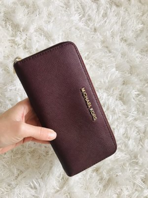 Michael Kors Wallet bordeaux