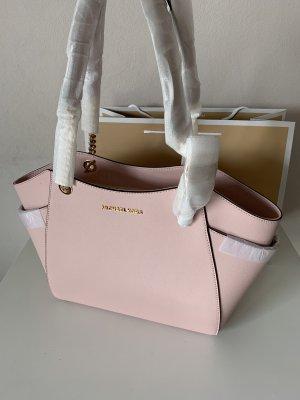 Michael Kors Jet Set Travel Blossom Tasche Neu rosa Handtasche ❤️