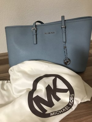Michael Kors Jet Set Travel hellblau