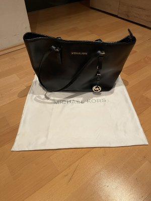 Michael Kors Jet Set Travel large schwarz