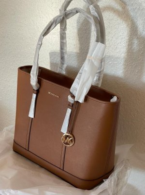 Michael Kors Jet Set Travel LG TZ Leder
