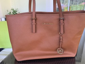 Michael Kors Jet Set Travel Medium Top Zip Multi Tote