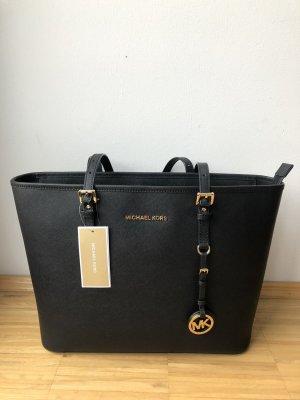 Michael Kors Jet Set Travel Tote Bag Shopper Umhängetasche