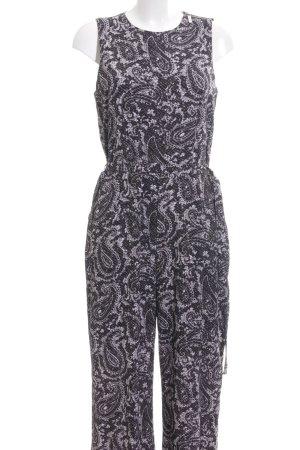 Michael Kors Jumpsuit abstraktes Muster Casual-Look
