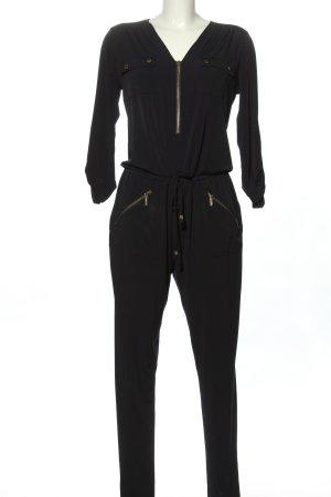 Michael Kors Jumpsuit schwarz Casual-Look