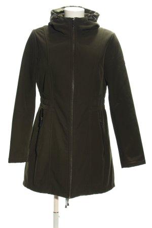 Michael Kors Hooded Coat khaki casual look