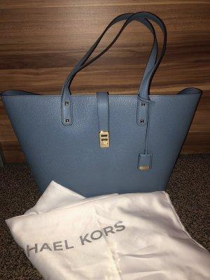 Michael Kors Shopper bleuet-argenté