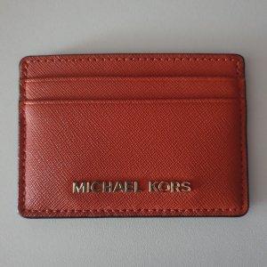 Michael Kors Custodie portacarte ruggine