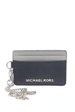 Michael Kors Tarjetero negro-gris claro look casual