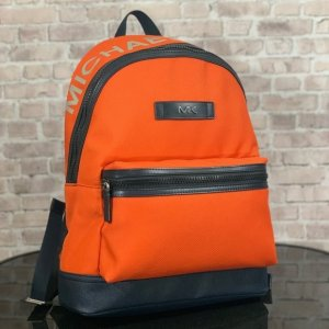 Michael Kors Laptop Backpack orange