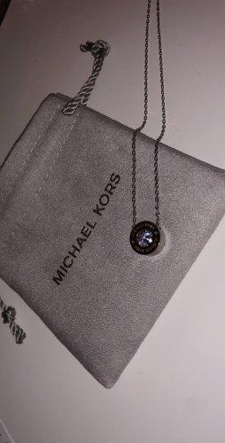 Michael Kors Cadena de plata color plata