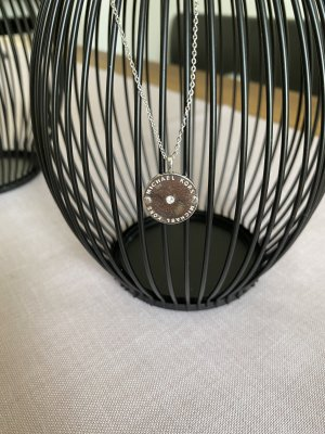Michael Kors Kette Heritage Silber