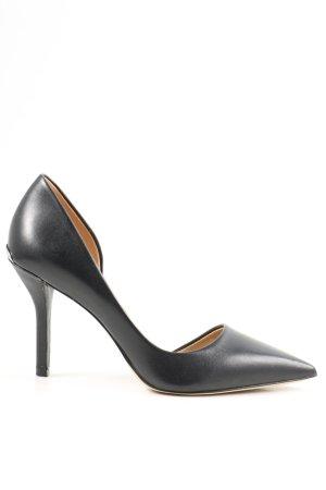 Michael Kors Classic Court Shoe black business style
