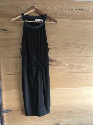 Michael Kors Sukienka z dekoltem typu halter ciemnozielony