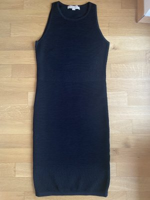 Michael Kors Vestido elástico negro