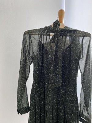 Michael Kors Sukienka koktajlowa zielono-szary-ciemnozielony