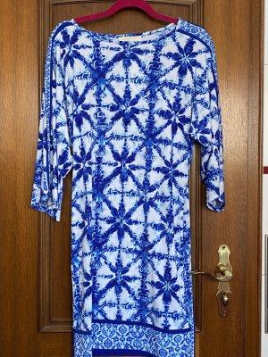 Michael Kors Kleid blau weiß Gr. S