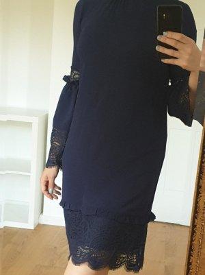 Michael Kors Kleid Dunkleblau Sommerkleid Abedkleid  Kleid S 36 Neu