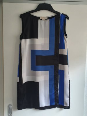 Michael Kors Kleid Gr. S / 36 schwarz, weis, blau