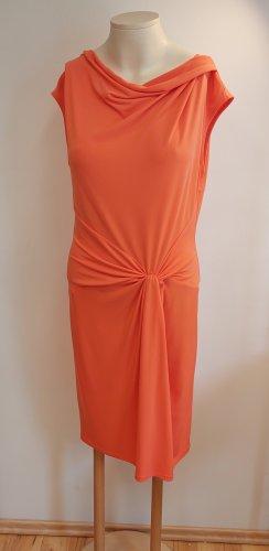 Michael Kors Sukienka z krótkim rękawem pomarańczowy