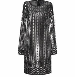 Michael Kors Kleid mit niten