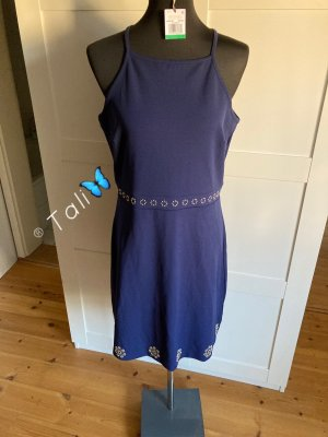Michael Kors Kleid  Navy Blau Gold  L 40 10