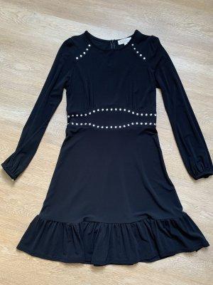Michael Kors Kleid schwarz mit Nieten