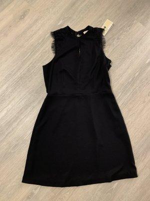 Michael Kors A-lijn jurk zwart Polyester