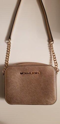 Michael Kors kleine Tasche in gold