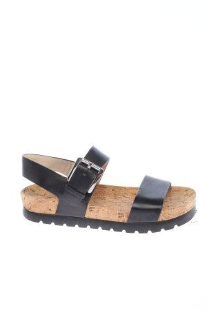 Michael Kors Komfort-Sandalen schwarz Casual-Look