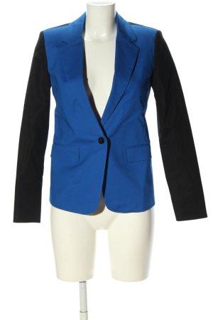Michael Kors Kurz-Blazer blau-schwarz Business-Look