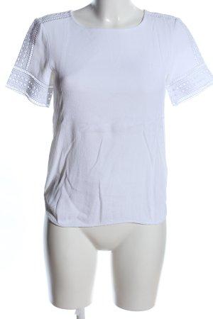 Michael Kors Camicetta a maniche corte bianco stile casual