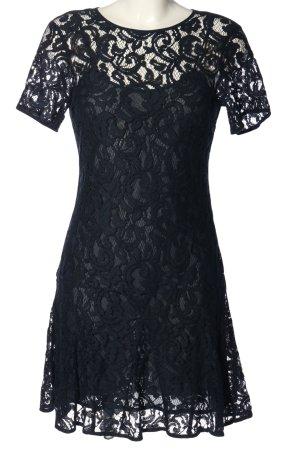 Michael Kors Kurzarmkleid schwarz Elegant