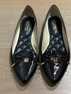 Michael Kors Lack-Ballerinas