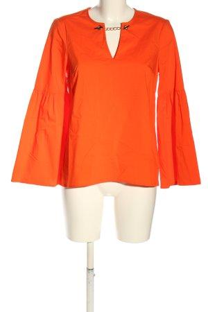 Michael Kors Blouse à manches longues orange clair style décontracté