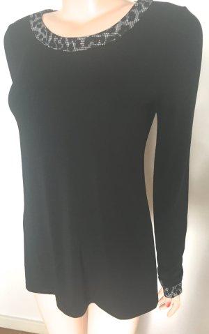 Michael Kors Langarm-Shirt schwarz Gr. S wie neu