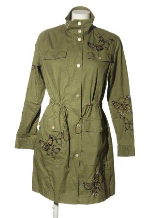Michael Kors Lang jack khaki prints met een thema casual uitstraling