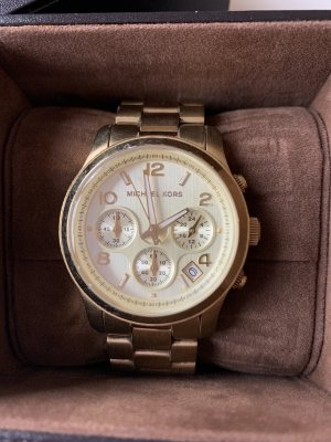 Michael Kors Analog Watch gold-colored metal