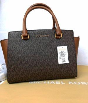 Michael Kors Leder Handtasche Tasche Neu mit Etikett