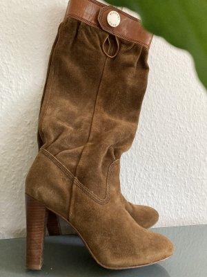 Michael Kors Leder Stiefel Vintage