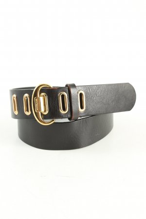 Michael Kors Leather Belt brown casual look