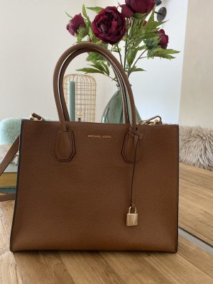 Michael Kors Ledertasche Cognac  TOP!!