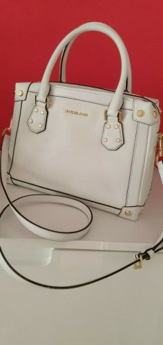Michael Kors Ledertasche Taryn Optic White Kalbsleder Neu