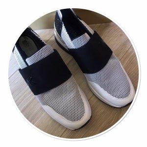 Michael Kors Sneaker slip-on bianco-nero
