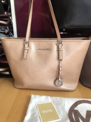 Michael Kors Limited Edition Roségold Tasche