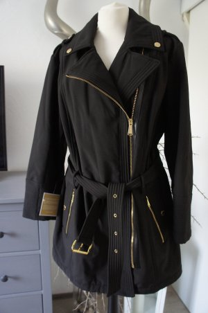Michael Kors Hooded Coat black