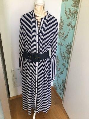 Michael Kors Longsleeve Dress white-blue