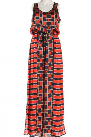 Michael Kors Maxikleid grafisches Muster Casual-Look