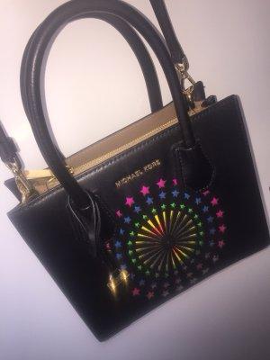 Michael Kors Mercer Kors Studio MD Messenger Leather Handtasche