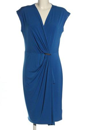 Michael Kors Midikleid blau Casual-Look